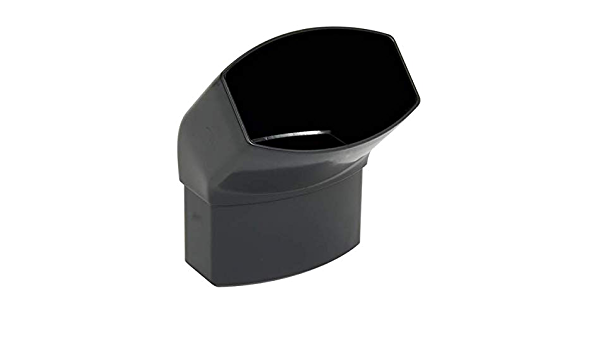 Coude 90x56 ovation 28 mf 45/° noir