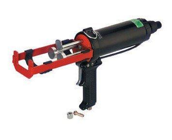 Preisvergleich Produktbild PC Cox VBA 100 HP 2K Druckluft Dosierpistole 200ml 1:1 Doppelkartusche