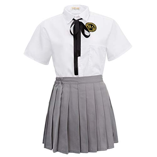 Hellery 1x Japan Stil Schuluniform Cosplay Anime Anzüge Für Mädchen Größe - Japanisch Schule Mädchen Kostüm