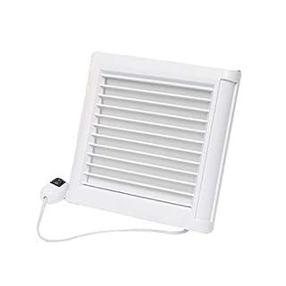 Abluftventilator Abluftventilator, Fenster Typ Stumm Leistungsstarke  Badezimmer Wasserdicht Lüftungsventilator