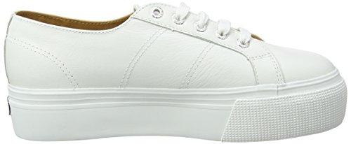 Superga 2790 Nappaleaw, Sneaker Donna White (White)