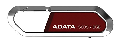 ADATA S805 8GB 8GB USB 2.0 Rosso USB flash