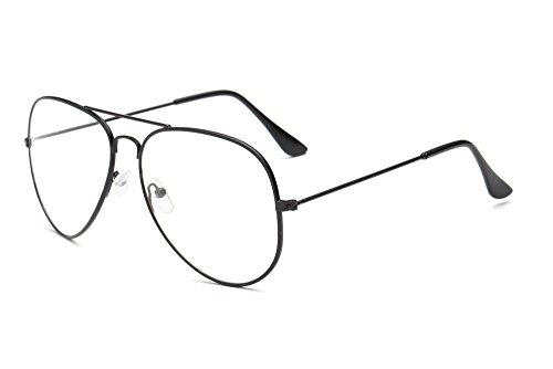 Whycat Klassischer Blaulichtfilter (Lightweight Flexible) Tr90 für Männer, Frauen, Lesebrillen hoher Qualität Brillenfassungen Herren Rahmenlos(Silber)