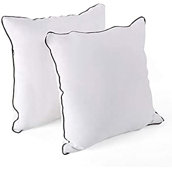"""Coussin coussin pads fibre creuse Pads Inserts Charges inners 16 /""""x 16/"""""""