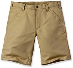 Carhartt Men's Shorts Rugged Stretch Canvas, Farbe:, Größe:W31