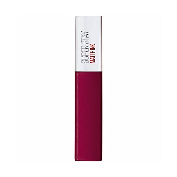 Maybelline Super Stay Barra de Labios Matte Ink 50 Voyager – 26 gr