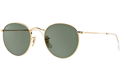 Ray-Ban Sonnenbrille Gold Einheitsgröße
