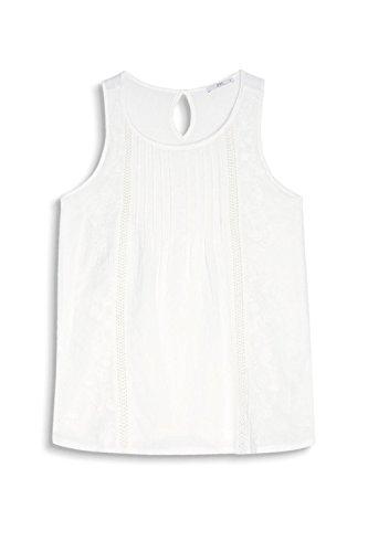 edc by Esprit, Débardeur Femme Blanc (Off White)