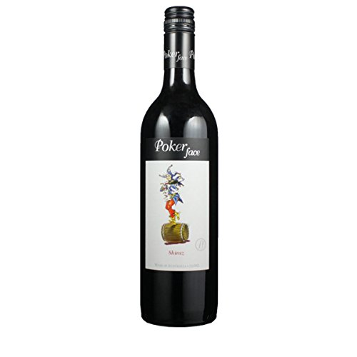 Calabria Family Wines 2013 Poker Face Shiraz 0.75 Liter