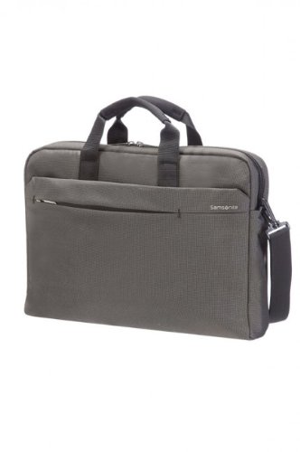 Samsonite 927921 - Maletín portátil, 16'', color gris