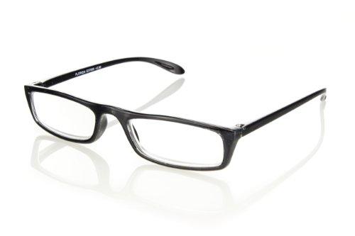 I Need You Fertiglesebrille / Lesehilfe / Notlesebrille G37000 +2,00 schwarz Kunststoffbrille
