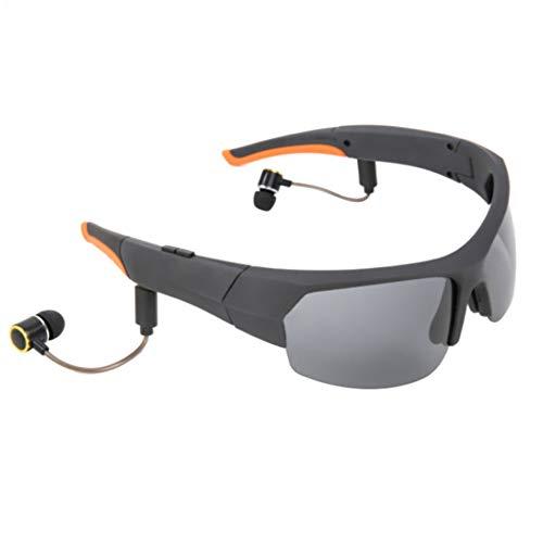 YELLOL Bluetooth-Sonnenbrille, Über-Ohr-Bluetooth-Headset, Polarisierte Gläser, Geeignet Für Outdoor-Sport, Angeln, Bergsteigen, Camping, Selbstfahrer-Tour