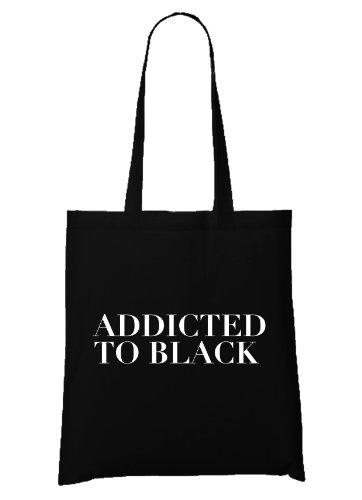 Addicted to Black Bag Black
