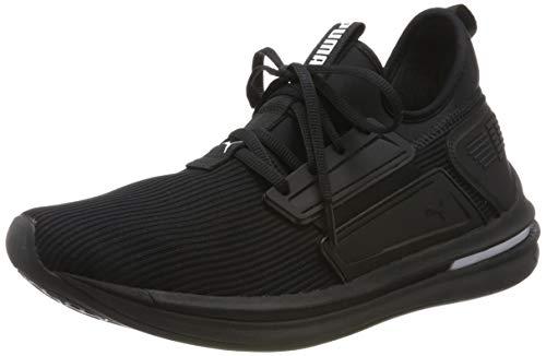 Puma ignite limitless sr 201, sneaker uomo, nero (black 19048201), 42.5 eu