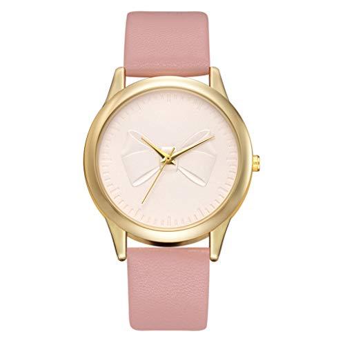 Damen Uhren Yesmile Silm Minimalistisch Klassisch Leder Damenuhr Armband Mode Kleid Elegant Beiläufig Quarzuhr für Frau Lady Teenager Mädchen Armbanduhr Damen Uhren Casual Uhren Armbanduhr