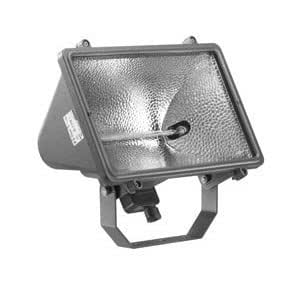 GEWISS gW84203 1500W iP55 spot halogène (graphite)