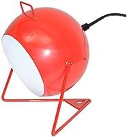 More Design BULLIT-POSE-RG Lampe à Poser 15 W E14 Rouge
