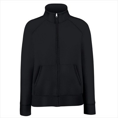 fruit-of-the-loom-lady-fit-sweat-jacket-modell-2013-black-l-lblack