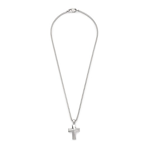 Jewels by Leonardo Herren-Ketten mit Anhänger & Anhänger Edelstahl 015972