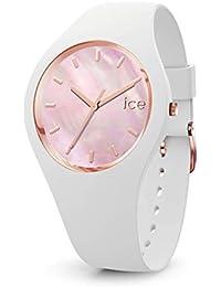 ICE-Watch Femme Analogique Quartz Montre avec Bracelet en Silicone 017126