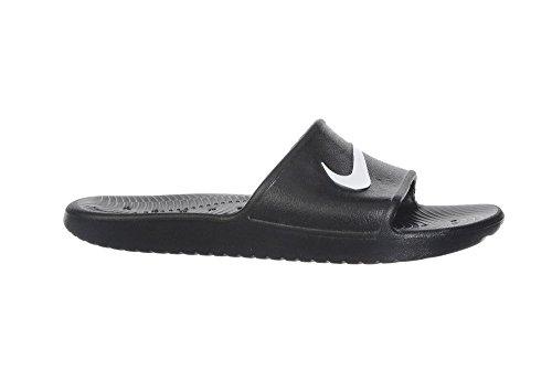 Nike Kawa Shower, Scarpe da Spiaggia e Piscina Uomo Nero