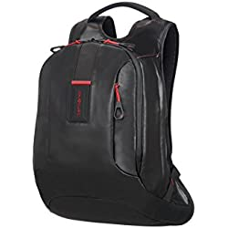 Samsonite Paradiver Light, Mochila, M (40Cm-16L), Negro