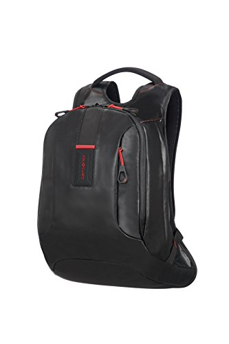 Samsonite Paradiver Light Mochila tipo casual, M 40 cm 16 L, Negro Black,