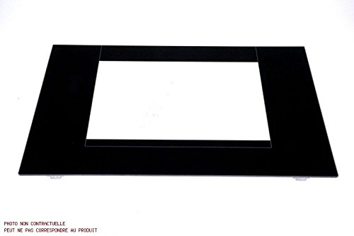 Indesit-Cristal Puerta horno blanca 413x 493m
