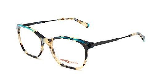 Etnia Barcelona Regina TQHV, Turquoise/Havana, 52-17mm, Prescription Glasses
