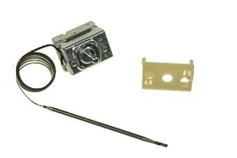 thermostat de regulation r f rence 00490624 pour four siemens gros lectrom nager. Black Bedroom Furniture Sets. Home Design Ideas