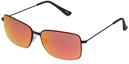 IDEE Aviator Sunglasses (IDS1953C4SG|59|Black ) image