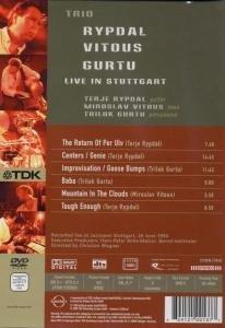 Trio Rypdal, Vitous & Gurtu - Live in Stuttgart: Alle Infos bei Amazon