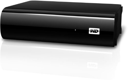 fernseher mit usb aufnahme Western Digital 2TB My Book AV TV Externe Festplatte Desktop 3,5