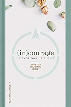 CSB (in)courage Devotional Bible (English Edition) di [CSB Bibles by Holman]