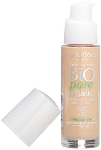 Bourjois - Bio Detox Organic Foundation - Fond de Teint - N°52 Vanilla - 30ml