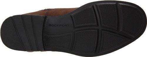 RockportParkridge Buckle Boot - Punta arrotondata Uomo Marrone (Marron (Marron))
