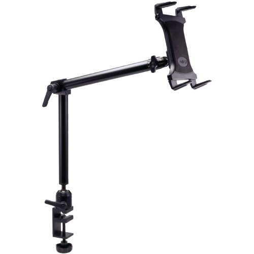 Sensational Arkon Heavy Duty Desk Or Wheelchair Tablet Clamp Mount With 22 Inch Arm For Ipad Air Ipad Pro Ipad 4 3 2 Galaxy Tab S 10 5 Evergreenethics Interior Chair Design Evergreenethicsorg