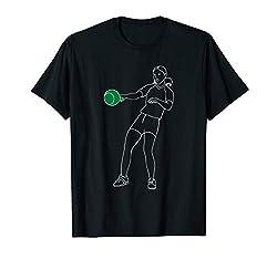 Kettlebell Sport Snatch by Kettlebell Junkie Girevoy Sport T-Shirt