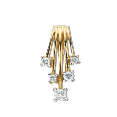 9-ct-oro-amarillo-025-ct-diamante-en-cascada-drapeado