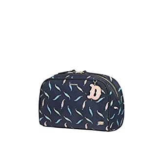 SAMSONITE Disney Forever Bolsa de Aseo 18 Centimeters 1.5 Azul (Dumbo Feathers)