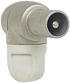 Televes 4130 - Conector macho diámetro 9,5mm
