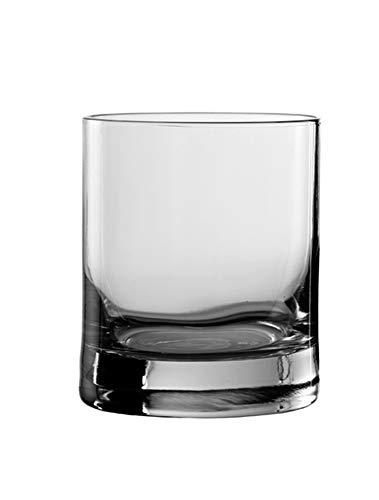 Stölzle Lausitz New York Bar D.O.F. Whiskyglas, bleifreies Kristall, 420 ml -