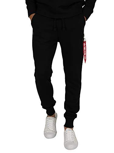 Alpha Industries Sweatpants X-Fit Slim Cargo, Farbe:black, Größe:2XL