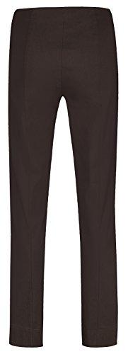 Robell Marie Stretchhose Schlupfhose Damen Hose Slim Fit - Winterkollektion 2015/16 Dunkelbraun