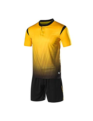 LBLZG Fußball Setzt Sport Kit Jugend Fußball Trikots Anzug Fußball Jersey Shirts Shorts Herren Trainingsanzug