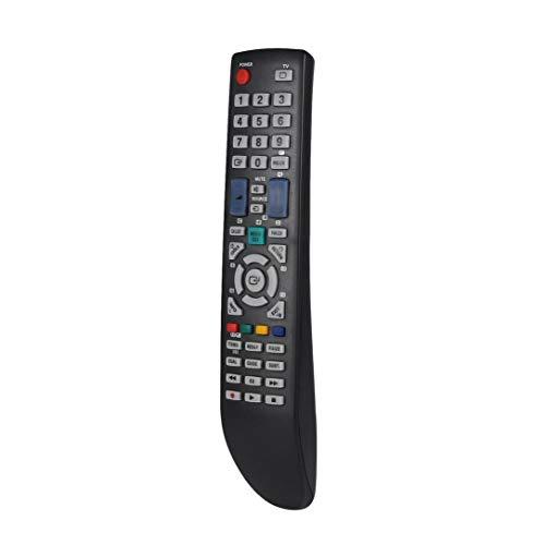 sdfghzsedfgsdfg Universal Smart TV-Fernbedienung Ersatz für Samsung bn59-00901a bn59-00938a bn59-00940a 3D Smart TV LCD-Controller Schwarz