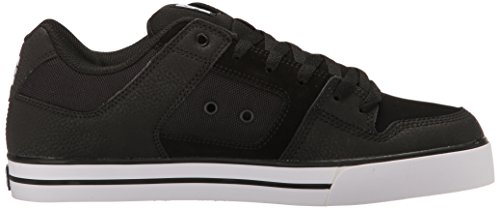 DC Shoes PURE SE SHOE D0301024, Baskets mode homme Black/Black/Blue