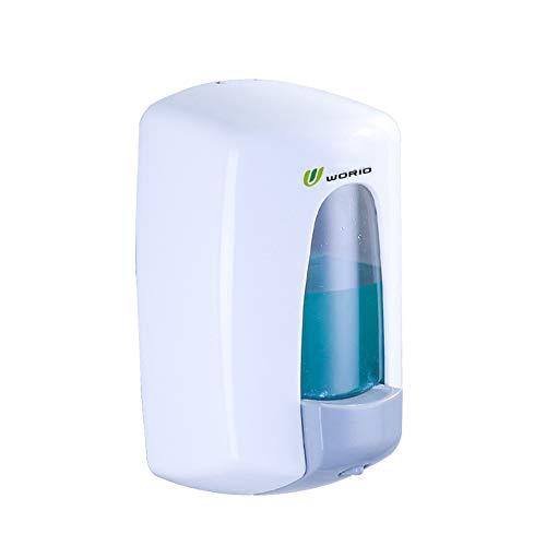 Chenyu Hand Seifenspender Kunststoff Küche Bad und Dusche Cleanser Pumpe Lotion Spender Wand montiert