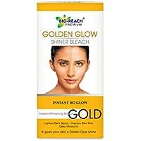Bio Reach Gold Shiner Bleach For Men & Women - 200gm