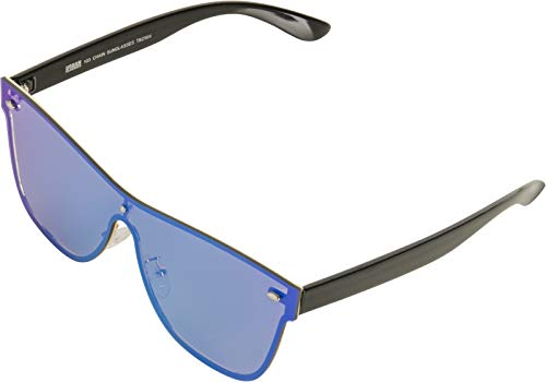 Urban Classics Damen / Herren Sonnenbrille Unisex 103 Chain Sunglasses Erwachsene